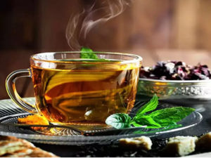 Drink Herbal Tea