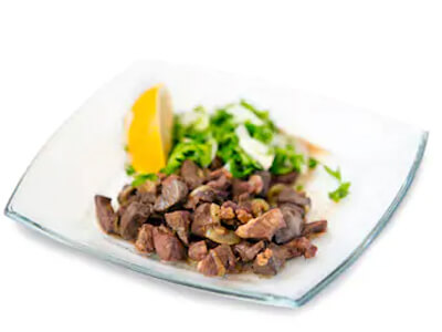 Lamb Liver and Kidneys