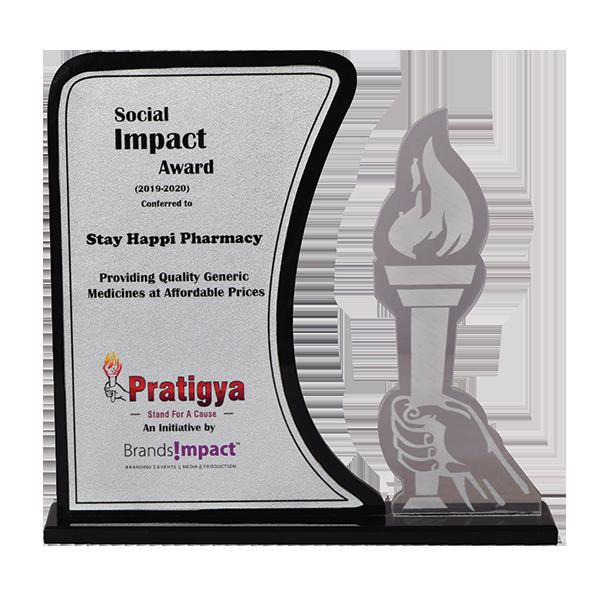 StayHappi Pharmacy - Social Impact Award