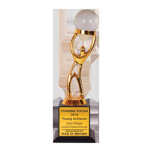 StayHappi Pharmacy - Pharma Ratan Award