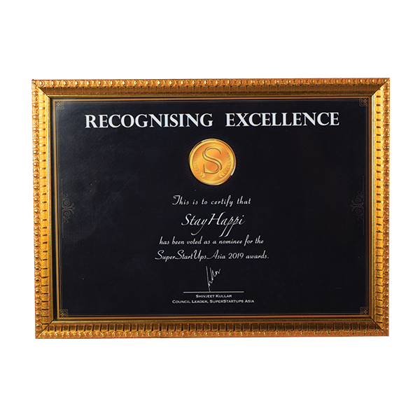 StayHappi Pharmacy - Recognising Excellence