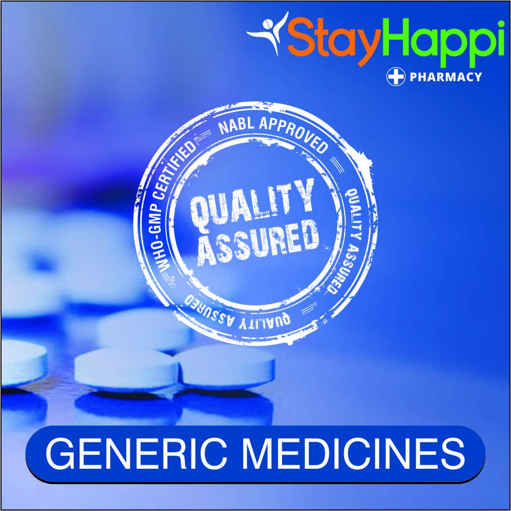 Generic Medicines - Myths and Truth | StayHappi Pharmacy
