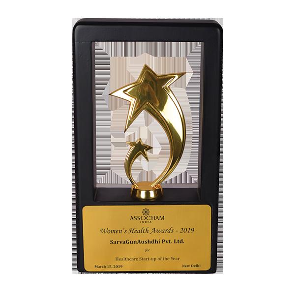 StayHappi Pharmacy - Womens Health Award 2019