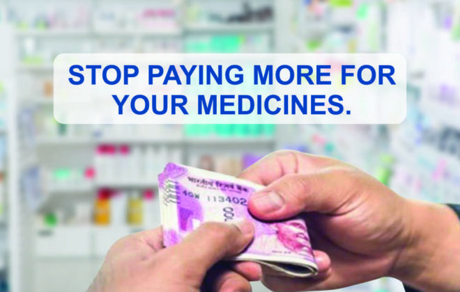 Stop Paying More For Your Medicines | StayHappi Pharmacy