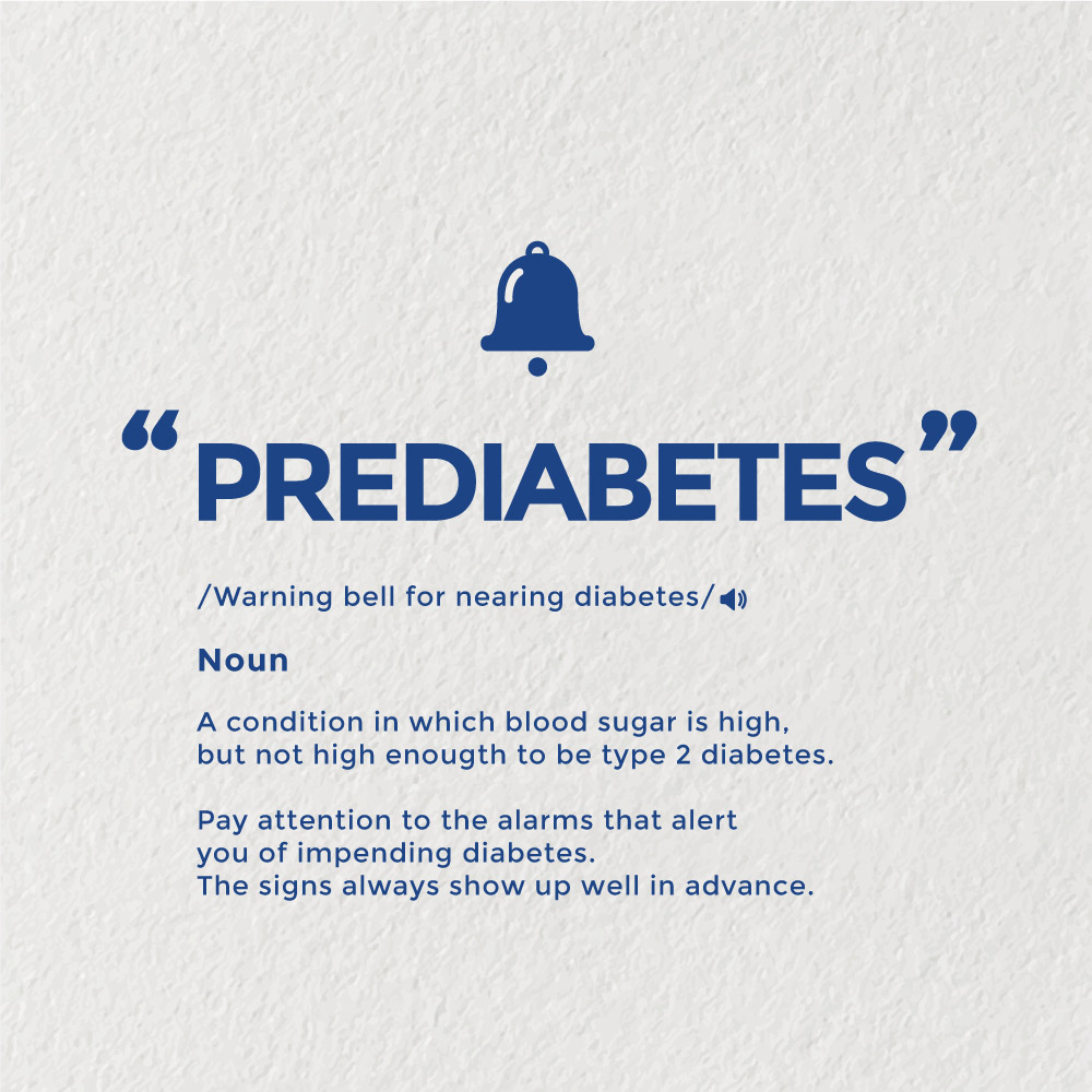 Prediabetes – 4 early signs of diabetes and 4 preventions