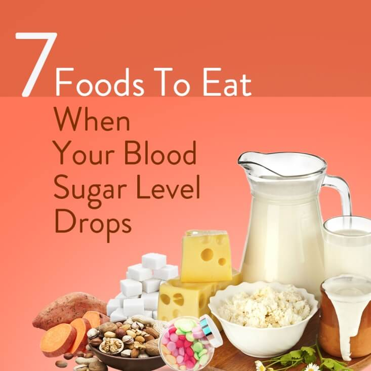 7 Foods To Eat When Your Blood Sugar Level Drops blog thumbnail