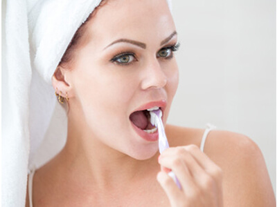 Brush The Whole Mouth