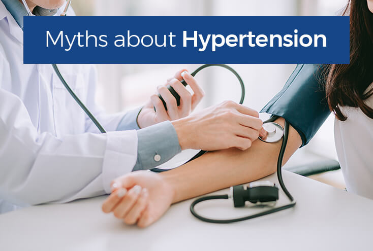 Myths about Hypertension