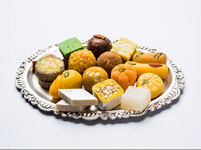 Diabetic Can Also Enjoy Sweets on Diwali