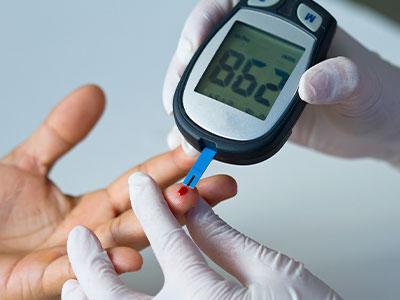 Helps Lowering the Blood Sugar
