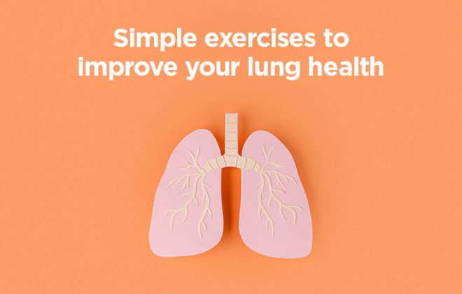 Simple Exercises to Improve Lung Health