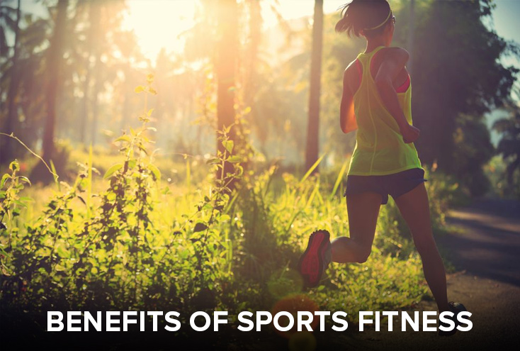 Benefits Of Sports Fitness