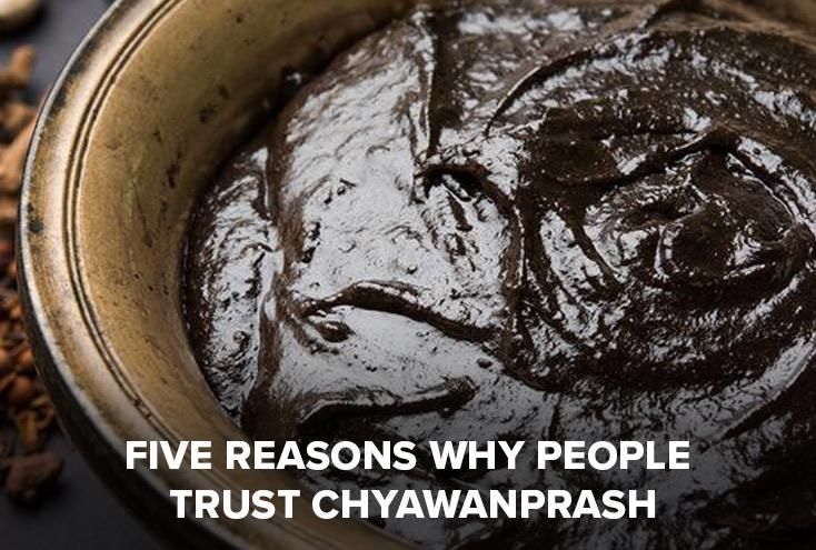 Five Reasons Why People Trust Chyawanprash