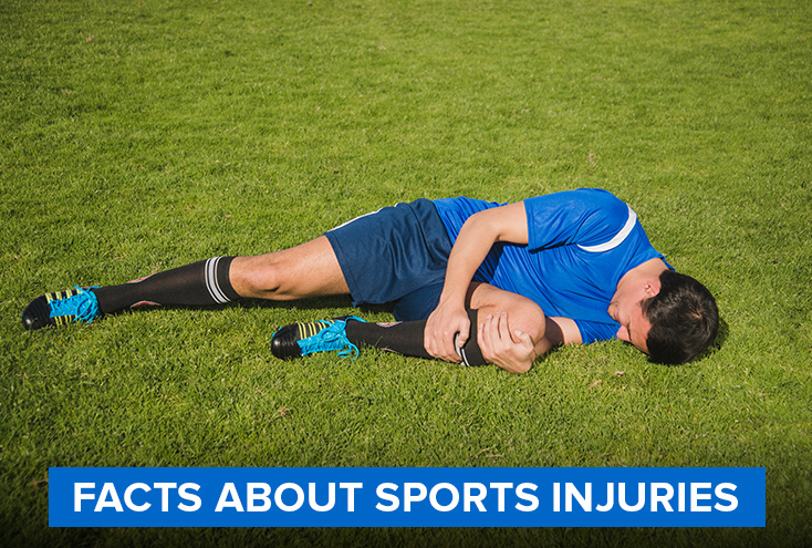 Facts About Sports Injuries